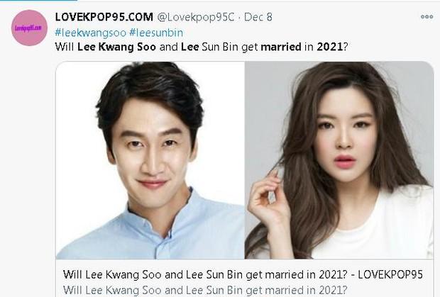 Mật báo Kbiz: Chatroom các idol nữ nói xấu BLACKPINK, Jimin (BTS) cặp kè mỹ nhân bốc lửa, Lee Kwang Soo cưới trong năm 2021 - Ảnh 13.