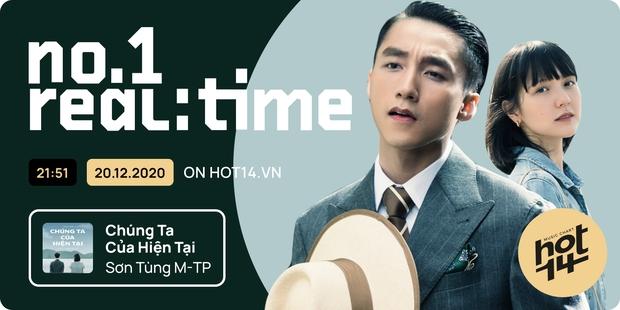 Chúng Ta Của Hiện Tại sau 12 tiếng: #1 Việt Nam, #1 Châu Á, #1 thế giới nhưng thành tích của Sơn Tùng M-TP đang ngày càng đi xuống? - Ảnh 9.