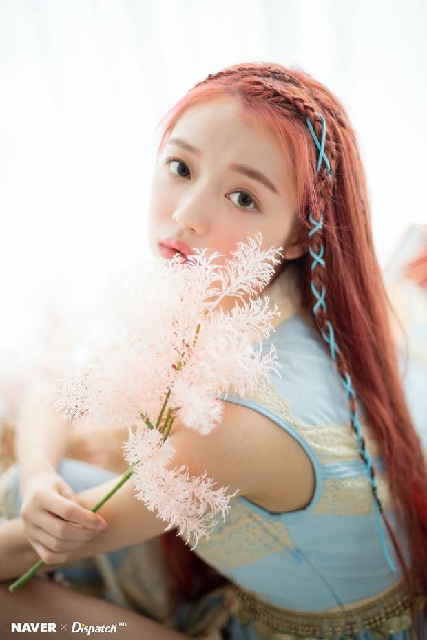 30 nữ idol Kpop hot nhất: Jennie (BLACKPINK) vẫn vững vàng ngôi vương, ai cùng Taeyeon (SNSD) thăng hạng ngoạn mục? - Ảnh 10.