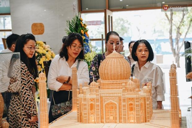Độc đáo những kiến trúc nổi tiếng Việt Nam và thế giới được xây bằng tăm bởi bàn tay của người Việt - Ảnh 3.