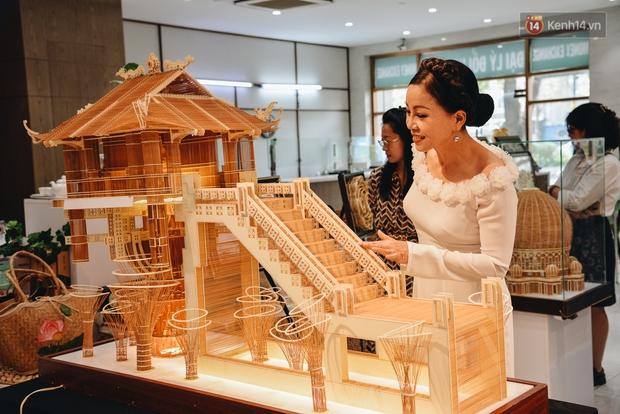 Độc đáo những kiến trúc nổi tiếng Việt Nam và thế giới được xây bằng tăm bởi bàn tay của người Việt - Ảnh 5.