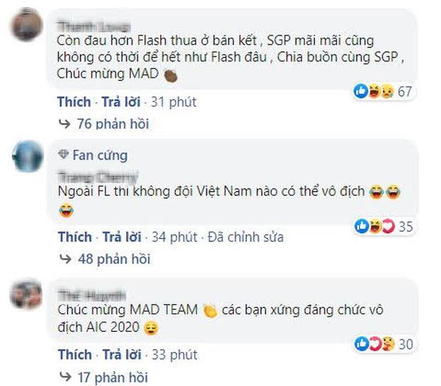 Saigon Phantom thất thủ đáng tiếc trước MAD Team, người hâm mộ Việt lại gọi tên Team Flash - Ảnh 3.