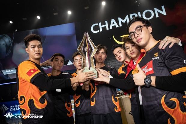 Saigon Phantom thất thủ đáng tiếc trước MAD Team, người hâm mộ Việt lại gọi tên Team Flash - Ảnh 4.