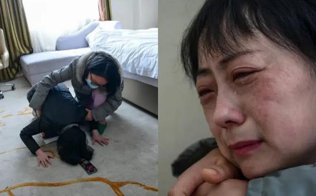 Loạt ảnh Trung Quốc năm 2020: Khủng hoảng và đau thương vì COVID-19, các di tích hàng trăm năm tuổi lần lượt bị nuốt chửng khi mẹ thiên nhiên nổi giận - Ảnh 11.