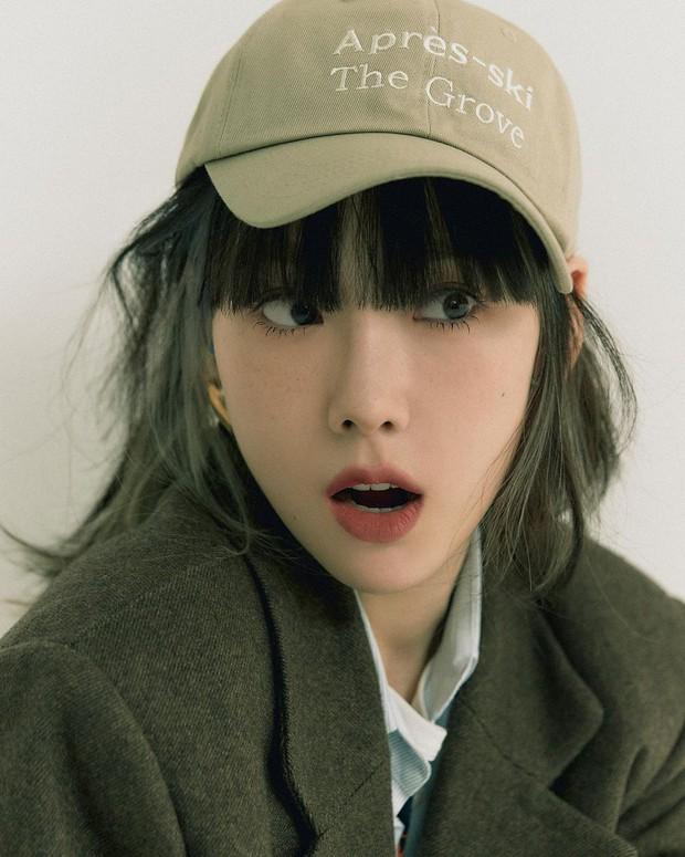 30 nữ idol Kpop hot nhất: Jennie (BLACKPINK) vẫn vững vàng ngôi vương, ai cùng Taeyeon (SNSD) thăng hạng ngoạn mục? - Ảnh 9.