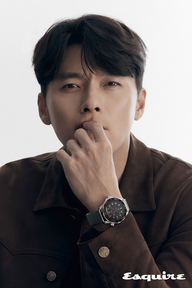 Cuối cùng bộ ảnh tạp chí của Hyun Bin đã được hé lộ: Đúng là quốc bảo nhan sắc, bảo sao Song Hye Kyo - Kang Sora từng u mê - Ảnh 5.