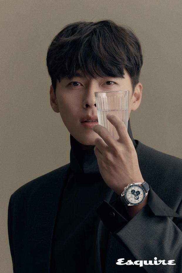 Cuối cùng bộ ảnh tạp chí của Hyun Bin đã được hé lộ: Đúng là quốc bảo nhan sắc, bảo sao Song Hye Kyo - Kang Sora từng u mê - Ảnh 3.