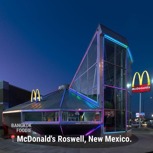 """Không tin vào mắt mình trước loạt nhà hàng McDonald's đẹp nhất hành tinh: Chỗ cuối cùng ai nhìn vào cũng """"cười ra nước mắt"""" - Ảnh 1."""