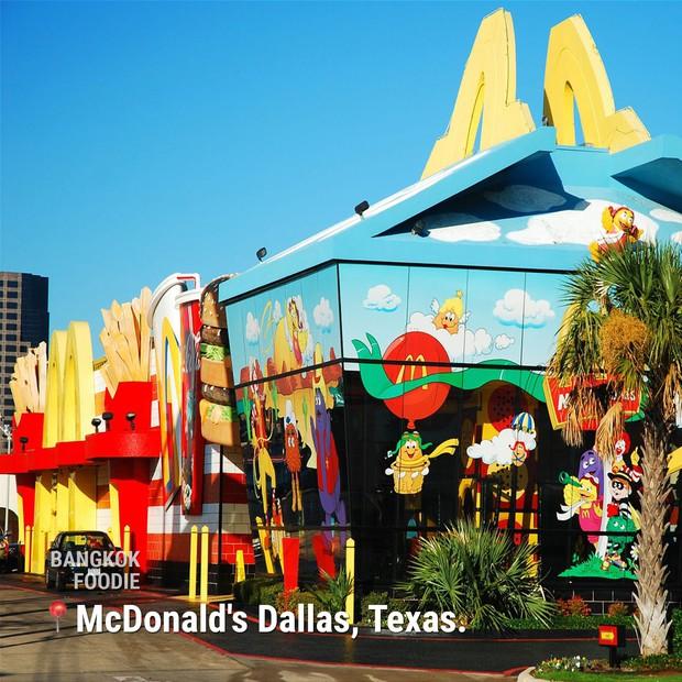 """Không tin vào mắt mình trước loạt nhà hàng McDonald's đẹp nhất hành tinh: Chỗ cuối cùng ai nhìn vào cũng """"cười ra nước mắt"""" - Ảnh 10."""