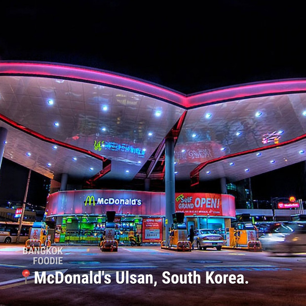 """Không tin vào mắt mình trước loạt nhà hàng McDonald's đẹp nhất hành tinh: Chỗ cuối cùng ai nhìn vào cũng """"cười ra nước mắt"""" - Ảnh 13."""