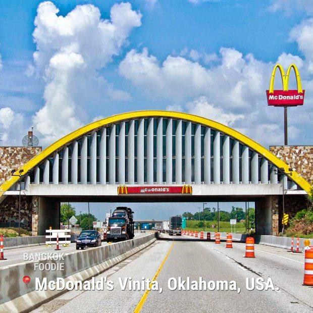"""Không tin vào mắt mình trước loạt nhà hàng McDonald's đẹp nhất hành tinh: Chỗ cuối cùng ai nhìn vào cũng """"cười ra nước mắt"""" - Ảnh 15."""