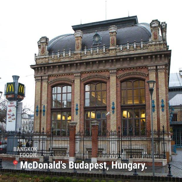"""Không tin vào mắt mình trước loạt nhà hàng McDonald's đẹp nhất hành tinh: Chỗ cuối cùng ai nhìn vào cũng """"cười ra nước mắt"""" - Ảnh 16."""