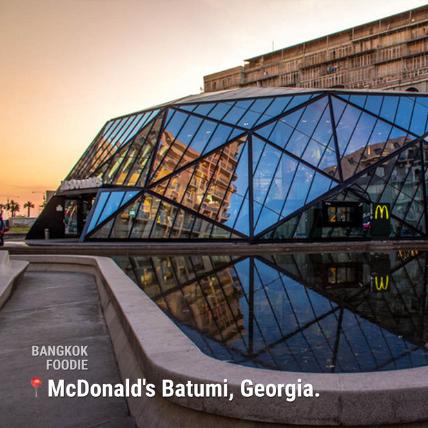 """Không tin vào mắt mình trước loạt nhà hàng McDonald's đẹp nhất hành tinh: Chỗ cuối cùng ai nhìn vào cũng """"cười ra nước mắt"""" - Ảnh 6."""