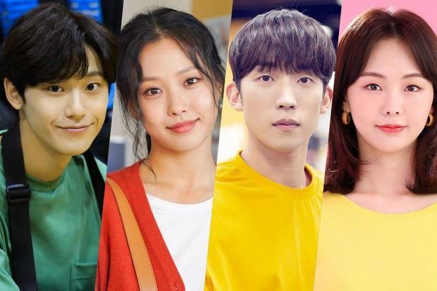 Lee Do Hyun tái hợp bạn diễn Sweet Home ở phim mới, chán làm anh em nên yêu đương tung trời nha! - Ảnh 1.