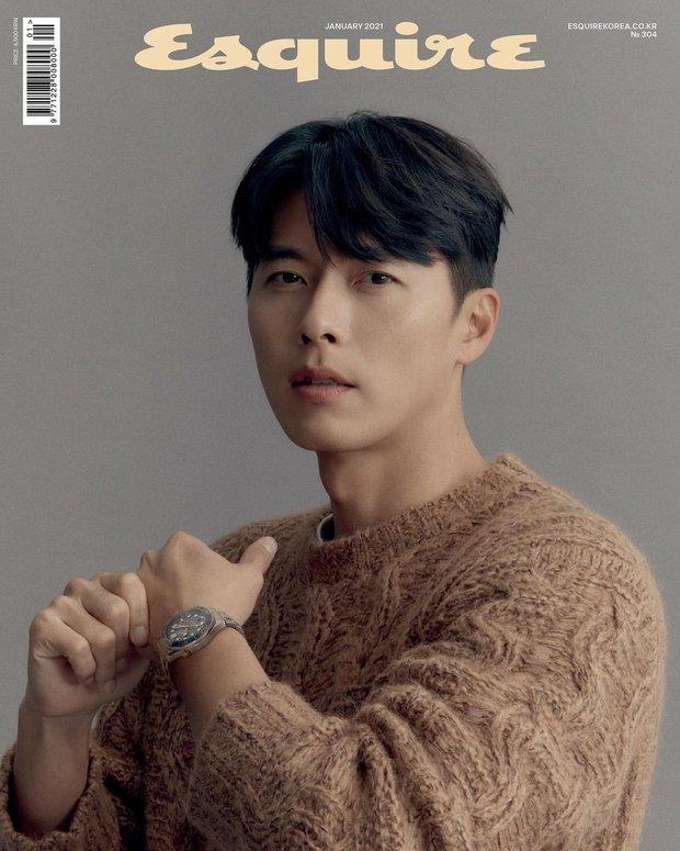 Cuối cùng bộ ảnh tạp chí của Hyun Bin đã được hé lộ: Đúng là quốc bảo nhan sắc, bảo sao Song Hye Kyo - Kang Sora từng u mê - Ảnh 4.