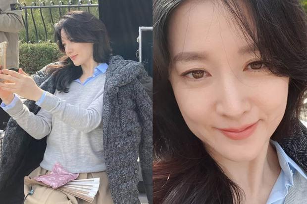 Dispatch khui độ giàu của Nàng Dae Jang Geum Lee Young Ae: Đưa các con về quê sống, nhưng... ở biệt thự 40 tỷ đồng - Ảnh 12.