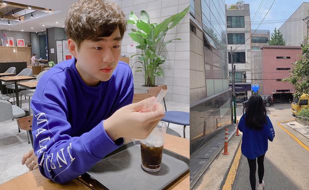 Siêu xạ thủ Bang để lộ hình đôi trên ốp điện thoại, cộng đồng mạng dễ dàng điểm mặt chỉ tên nữ MC xinh đẹp xứ Hàn - Ảnh 3.