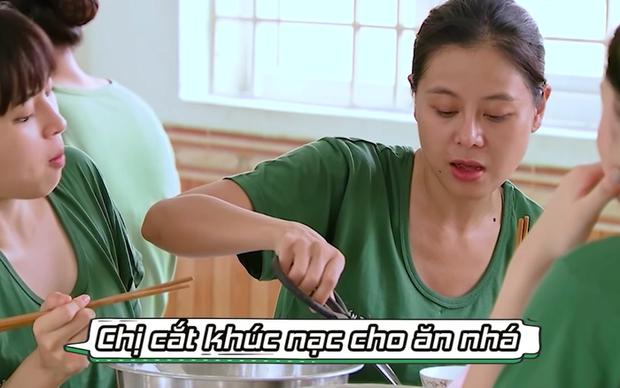 Khánh Vân nước mắt ngắn dài tại Sao Nhập Ngũ là do Nam Thư trách mắng? - Ảnh 1.