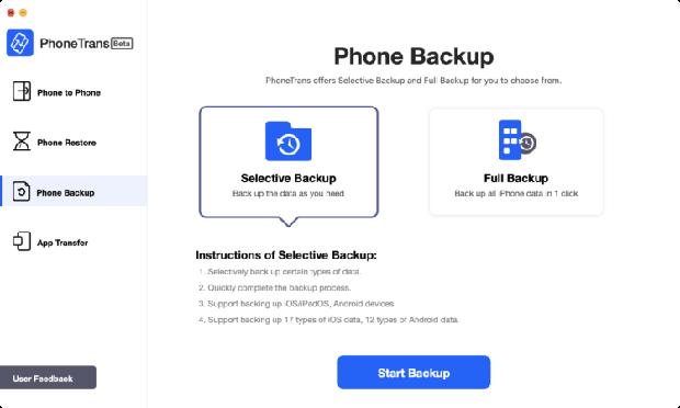 PhoneTrans là ứng dụng giúp chuyển dữ liệu từ iPhone cũ sang iPhone mới - Ảnh 9.