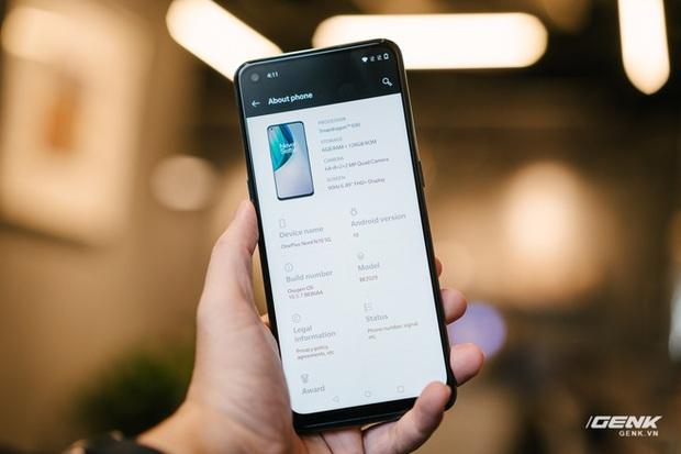 Đánh giá OnePlus Nord N10: 5G xịn mà không thủng ví - Ảnh 16.