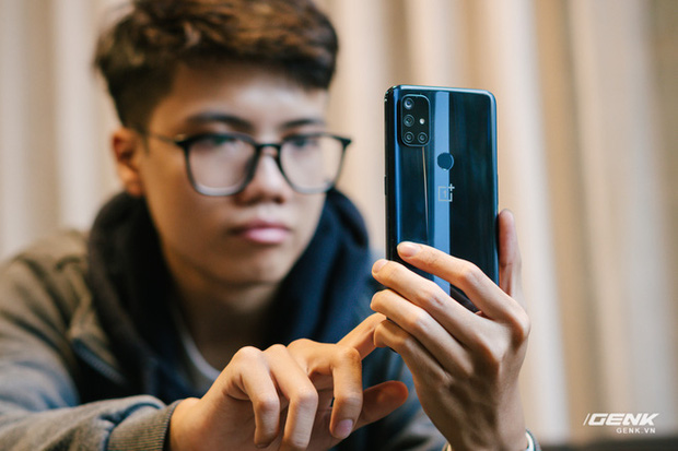 Đánh giá OnePlus Nord N10: 5G xịn mà không thủng ví - Ảnh 25.