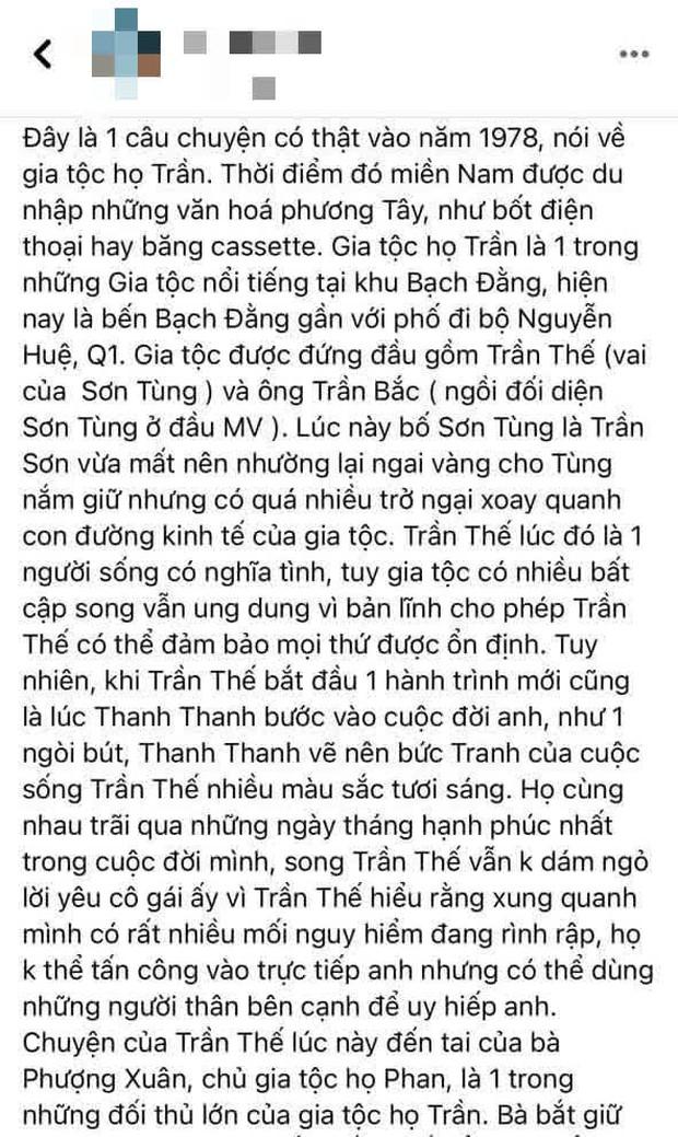 Netizen lan truyền câu chuyện đằng sau MV mới của Sơn Tùng M-TP nhưng tìm hiểu sự thật thì đầy sai trái? - Ảnh 6.
