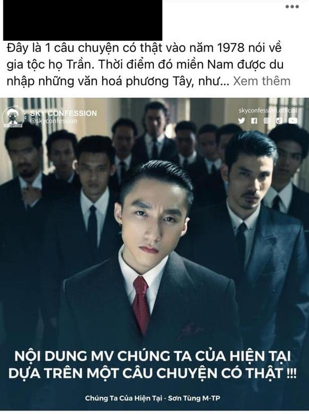 Netizen lan truyền câu chuyện đằng sau MV mới của Sơn Tùng M-TP nhưng tìm hiểu sự thật thì đầy sai trái? - Ảnh 4.
