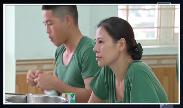 Khánh Vân nước mắt ngắn dài tại Sao Nhập Ngũ là do Nam Thư trách mắng? - Ảnh 3.