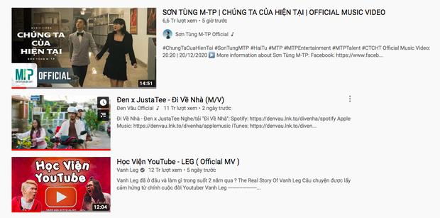 Bão chính thức đổ bộ: Sơn Tùng M-TP leo thẳng top 1 trending YouTube và #1 Châu Á sau 5 giờ lên sóng - Ảnh 2.