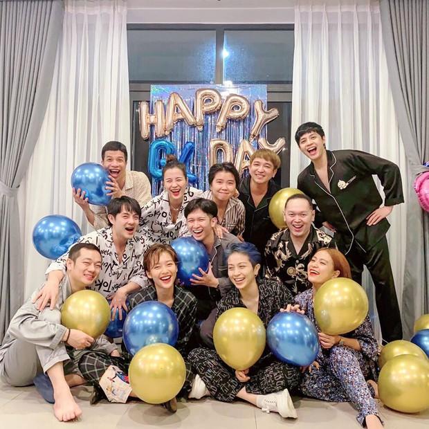 4 hội bạn thân Vbiz hot nhất thập kỷ: Hà Tăng - Đặng Thu Thảo cùng hội triệu đô, Gia đình văn hoá và nhóm Trấn Thành đều có biến - Ảnh 8.