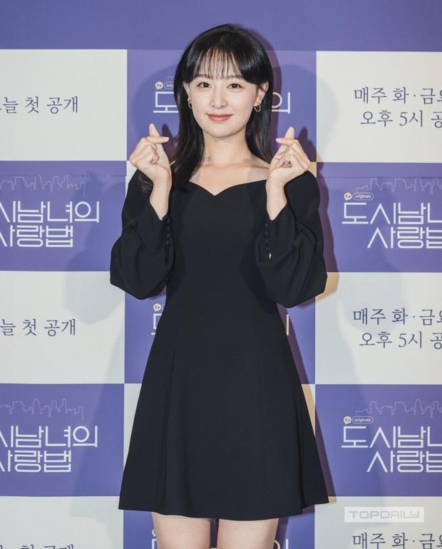 Sự kiện cực hot: Cặp đôi cực phẩm Ji Chang Wook - Kim Ji Won bùng nổ nhan sắc, 2 diễn viên Hậu Duệ Mặt Trời hội ngộ - Ảnh 4.