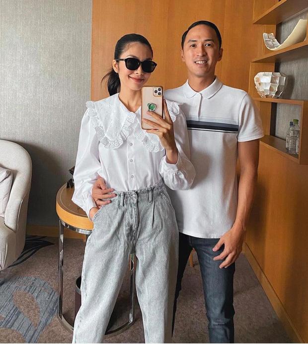 Hà Tăng và Louis Nguyễn tay chặt tay khoe visual đỉnh cao, ảnh sống ảo giữa phố thôi mà tròn 100 điểm - Ảnh 6.