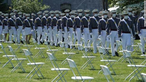 Bê bối gian lận thi cử ở Học viện quân sự hàng đầu của Mỹ - Ảnh 1.