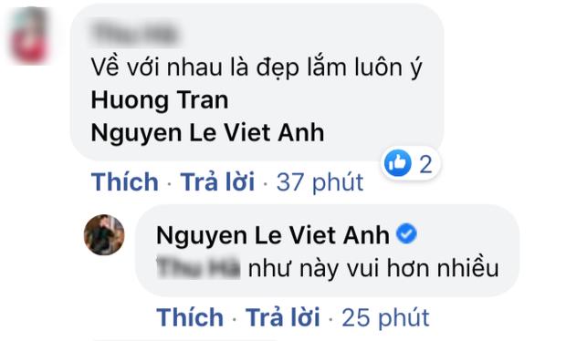 Vợ cũ công khai ảnh khoác tay tình tứ bên Việt Anh, chính chủ phản ứng luôn và ngay khi được khuyên quay lại - Ảnh 4.