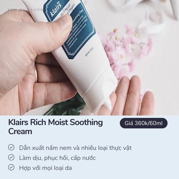 6 lọ kem siêu dưỡng ẩm cho da căng mướt bất chấp trời hanh khô - Ảnh 4.