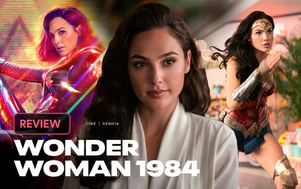 Wonder Woman 1984: Ngỡ tưởng bom tấn siêu anh hùng, nhưng cũng chỉ ở tầm phim giải trí Giáng Sinh - Ảnh 2.