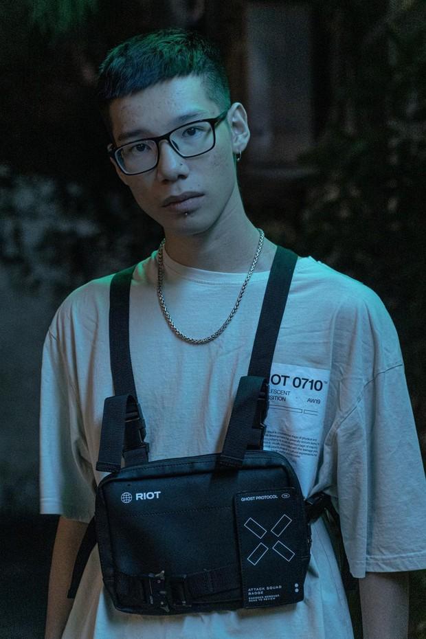 Hội những rapper tên Long: Người chơi hệ lái trap nhất nhì Underground, người là mảnh ghép Da LAB cùng nhiều gương mặt của 2 show rap - Ảnh 1.