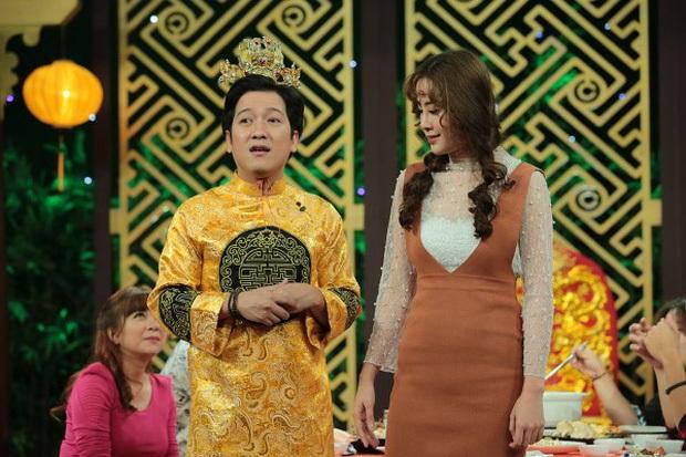 Lần đầu sau 3 năm: Trường Giang và Nam Em đụng độ tại sự kiện, netizen liền đặt câu hỏi về drama tình tay ba ngày nào - Ảnh 5.