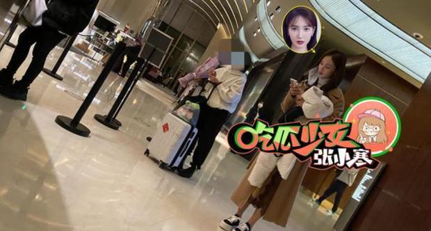 Paparazzi tóm sống cảnh Giả Nãi Lượng hẹn hò với Kim Thần, thậm chí còn về chung một khách sạn? - Ảnh 2.