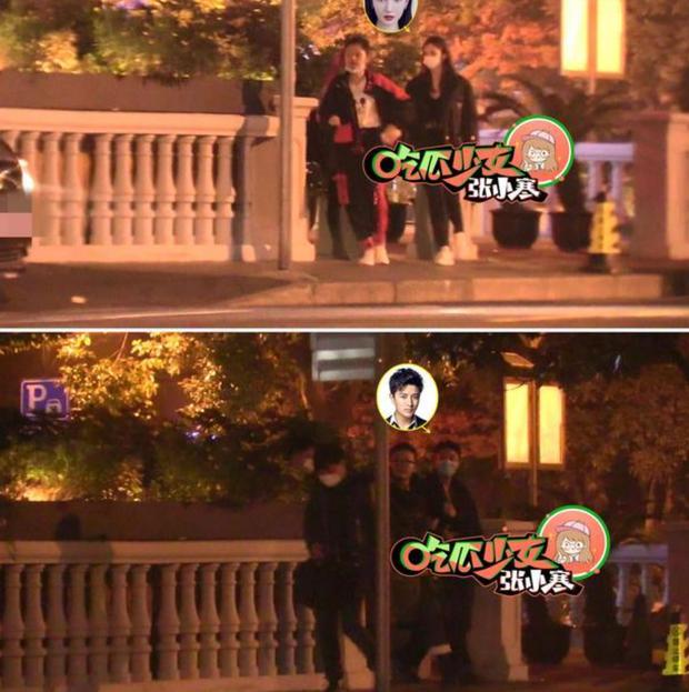 Paparazzi tóm sống cảnh Giả Nãi Lượng hẹn hò với Kim Thần, thậm chí còn về chung một khách sạn? - Ảnh 3.