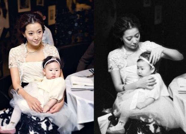 Netizen xứ Trung gây phẫn nộ khi so sánh nhan sắc Kim Hee Sun với con gái, nghi ngờ nữ diễn viên dao kéo quá đà - Ảnh 2.