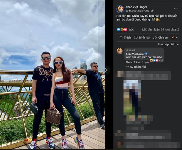 Nhờ dân mạng chỉnh ảnh, Khắc Việt cũng không thoát khỏi trò đùa photoshop, chắc méo mặt khi nhận sản phẩm - Ảnh 1.