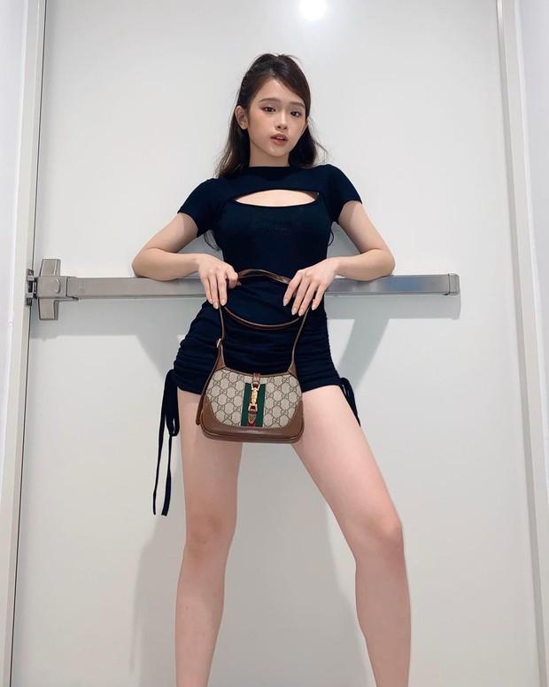 Instagram look của sao Việt: Chi Pu, Mẫn Tiên lên đồ ấm áp vẫn không bằng Hà Tăng quẩy outfit cho ngày đại hàn - Ảnh 8.
