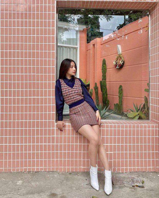 Instagram look của sao Việt: Chi Pu, Mẫn Tiên lên đồ ấm áp vẫn không bằng Hà Tăng quẩy outfit cho ngày đại hàn - Ảnh 1.