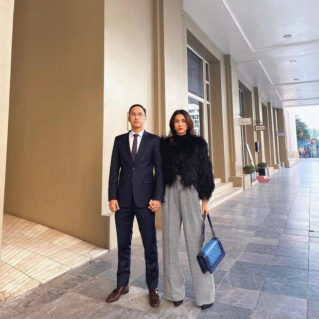 Instagram look của sao Việt: Chi Pu, Mẫn Tiên lên đồ ấm áp vẫn không bằng Hà Tăng quẩy outfit cho ngày đại hàn - Ảnh 4.