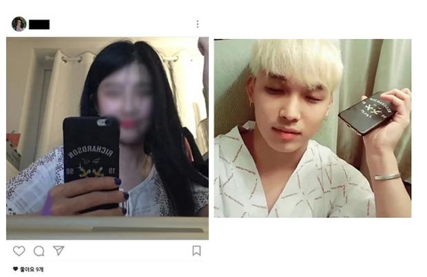 Từ bê bối Ilhoon chi tiền tỷ hút cần, netizen bất ngờ lần ra bằng chứng 1 thành viên BTOB hẹn hò lộ liễu - Ảnh 5.