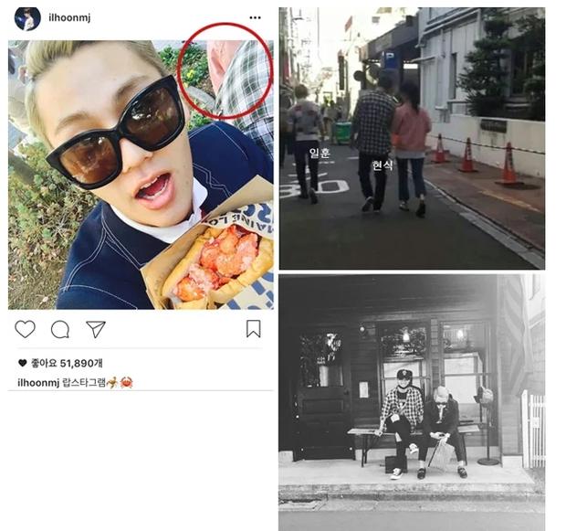 Từ bê bối Ilhoon chi tiền tỷ hút cần, netizen bất ngờ lần ra bằng chứng 1 thành viên BTOB hẹn hò lộ liễu - Ảnh 7.