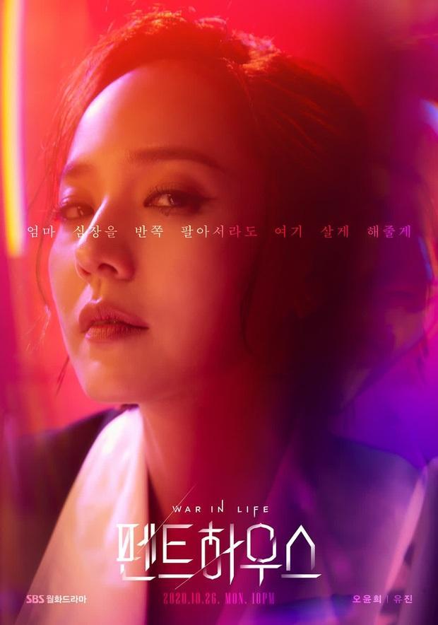 Mỹ nhân Penthouse hoá ra là huyền thoại nhan sắc Kpop: Mẹ 2 con nhưng vẫn là nữ thần đẹp nhất nhà SM, vượt mặt Yoona - Irene - Ảnh 17.