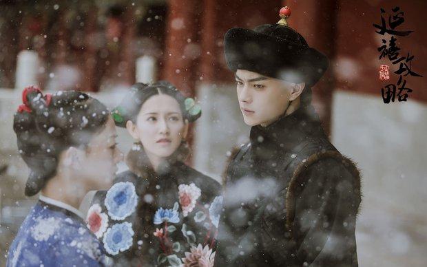 5 cặp đôi Hoa ngữ dưới trời tuyết Giáng sinh: Triệu Lệ Dĩnh - Cúc Tịnh Y được ôm hôn siêu ấm, đến Diên Hi Công Lược là buồn ngang - Ảnh 14.