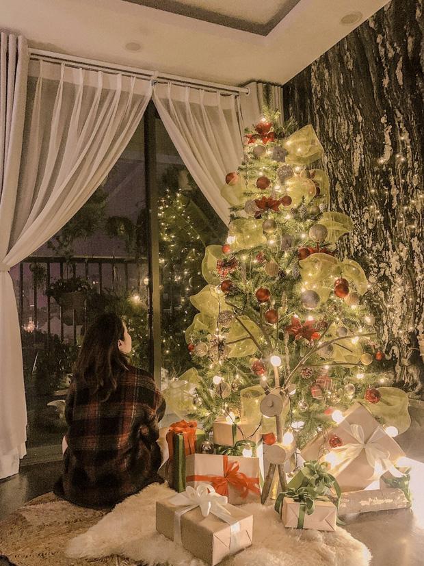 Mẹ đảm trang hoàng nhà Noel sang và xinh lung linh nhưng nhan sắc của cậu con trai đã chiếm hết spotlight, dân tình thi nhau thả tim - Ảnh 5.